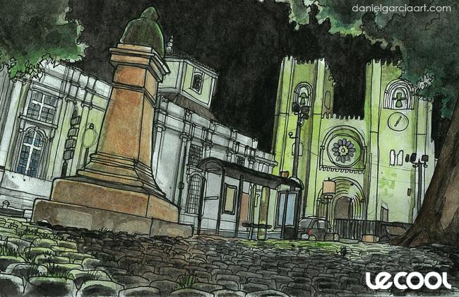 Daniel Garcia Art Illustration Lisbon Lisboa 2