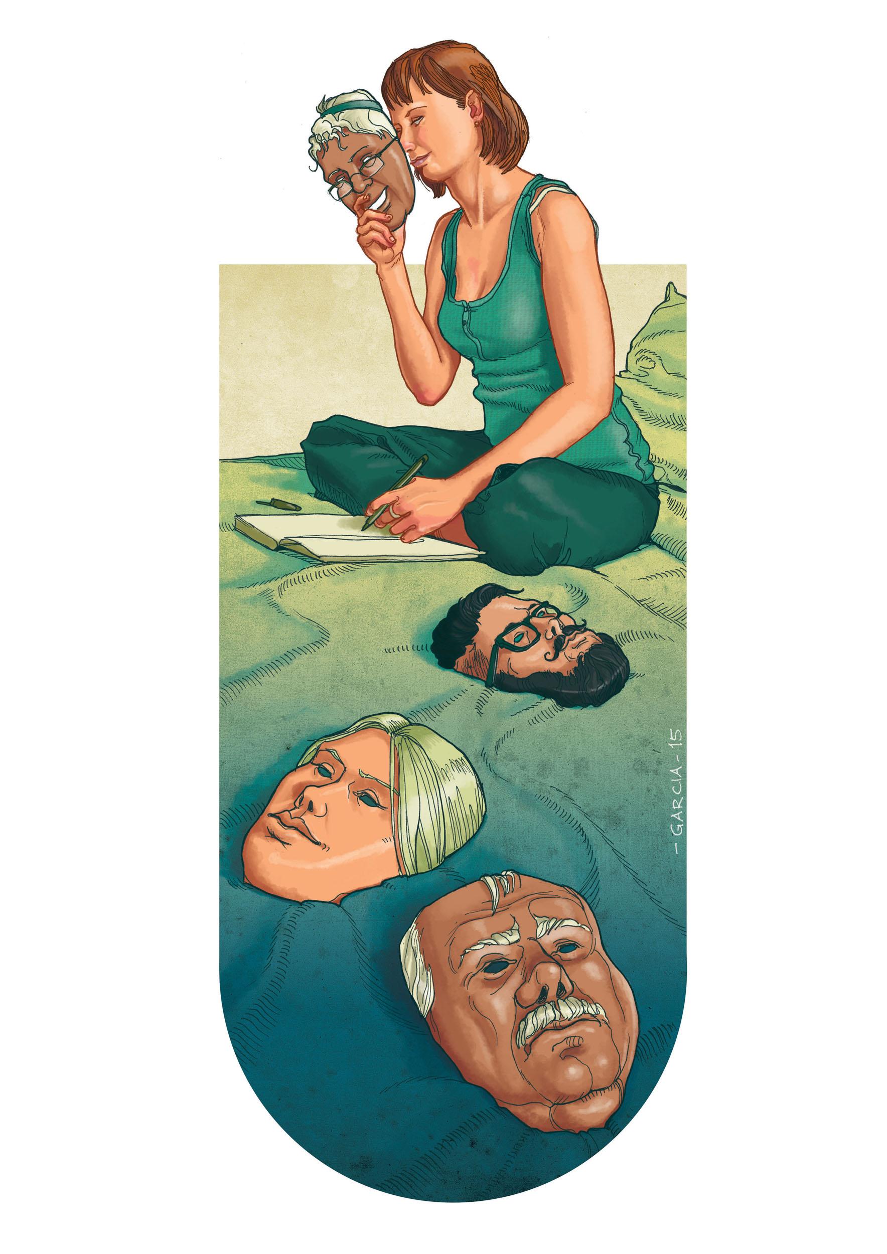 Daniel Garcia Art Illustration Press Freelancer Journalist Dziennikarstwo 01