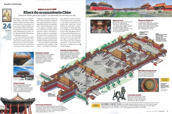 Daniel Garcia Art Illustration Editorial National Geographic Traveler China 2