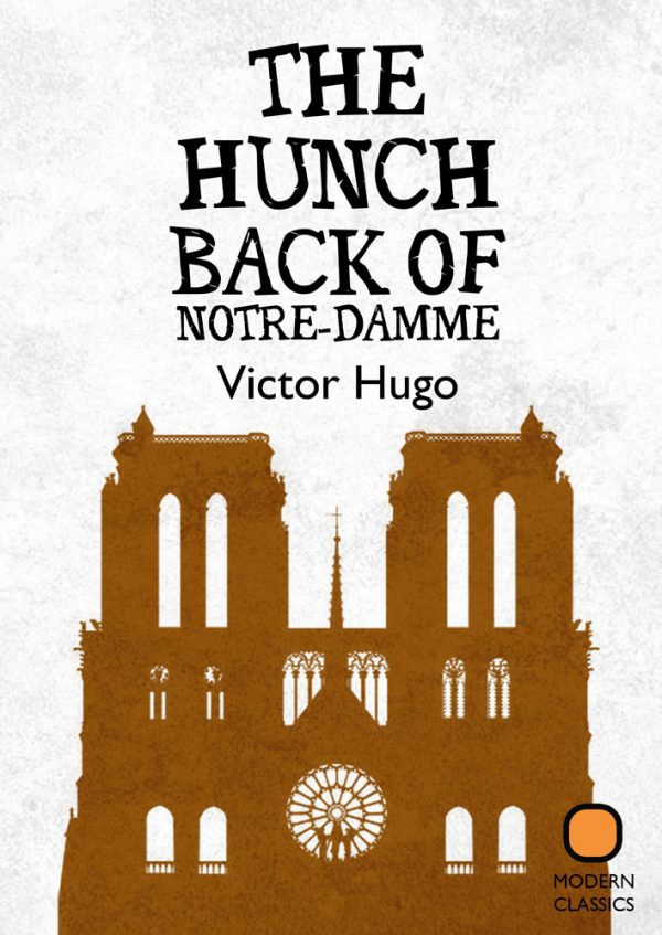 Triline Studio Daniel Garcia Book Cover Design Classics Hunchback Notre Damme Vicor Hugo